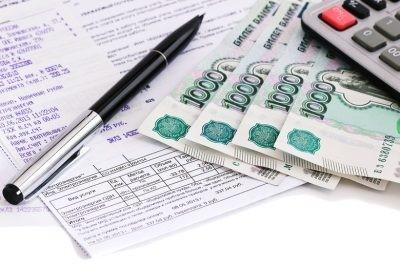 Счет за капитальный ремонт