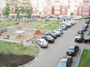 Нормы придомовой территории многоквартирного жилого дома